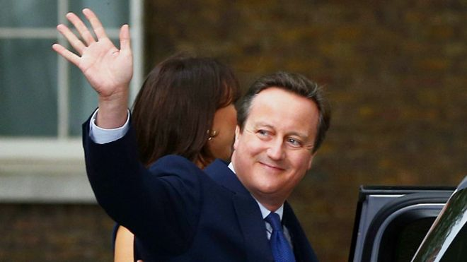 Former UK Prime Minister David Cameron to leave parliament