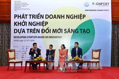 Vietnam startup festival closes