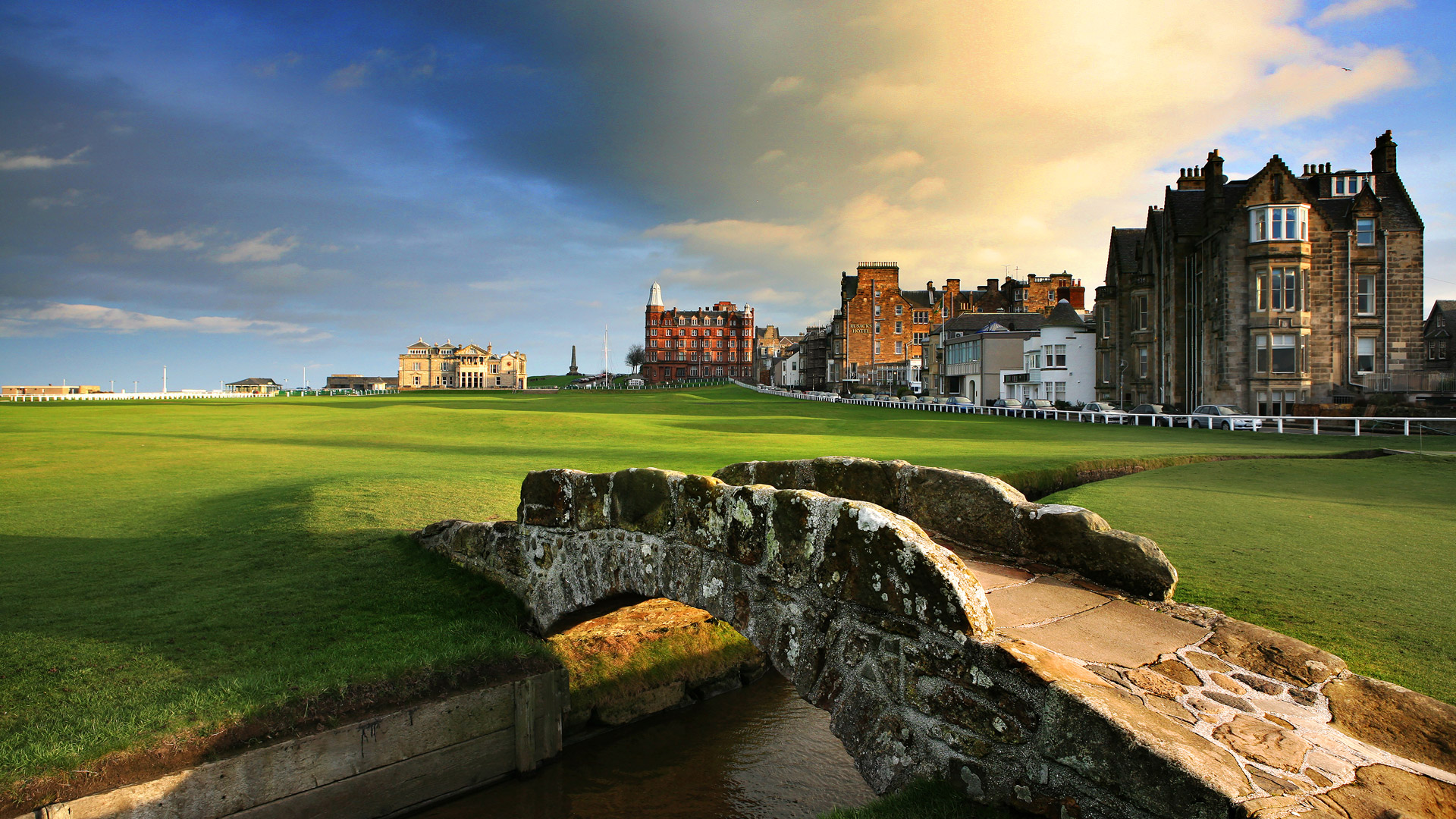scotland – the home of golf hinh 1