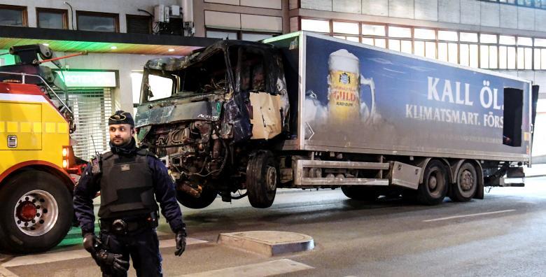 Sweden terror attack leaves 19 casualties