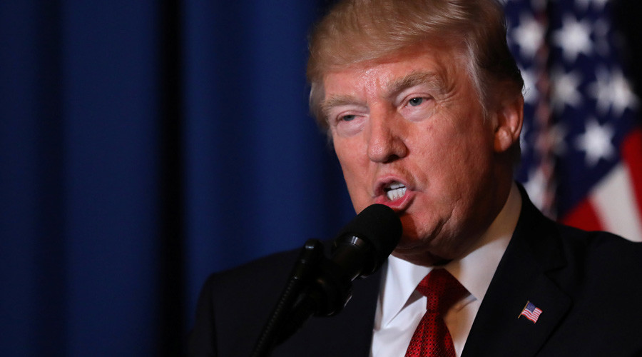 US President Donald Trump considers military measures in Syria