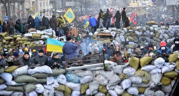 die politische unruhe in der ukraine spitzt sich zu hinh 0