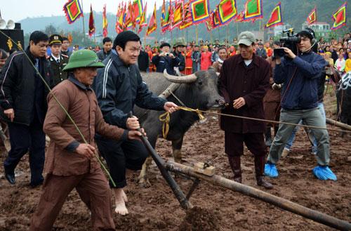 Ha Nam – cradle of many cultural values Culture