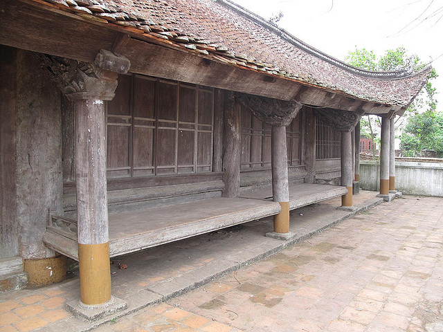 Tra Co communal house, a symbol of Vietnamese culture Discovery Vietnam