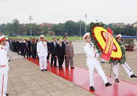 Practical activities to celebrate President Ho Chi Minh's 123rd birth anniversary