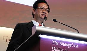 International press impressed with Prime Minister Dung's speech at the 12th Shangri La Dialogue
