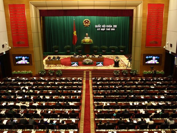 Highlights of Vietnam National Assembly in 2013