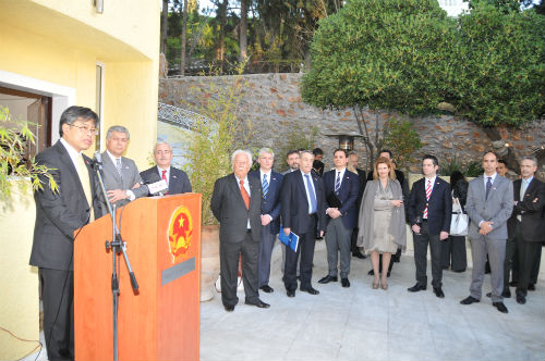 Greece-Vietnam Business Council established in Athens