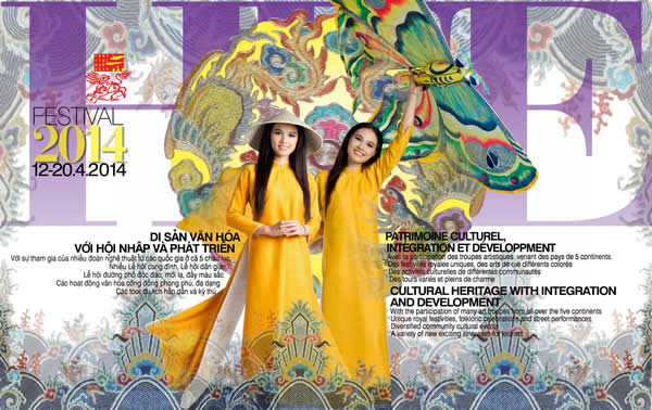 Hue festival- a renowned trademark