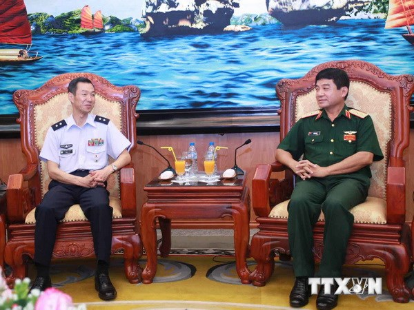 Vice President of Japanese National Institute for Defence Studies visits Vietnam