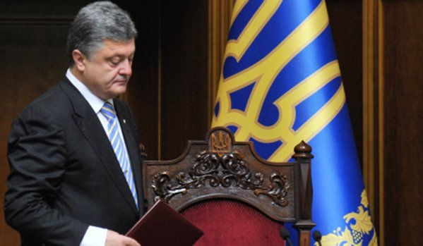 Ukraine's President is willing to sign a peace agreement with Russia
