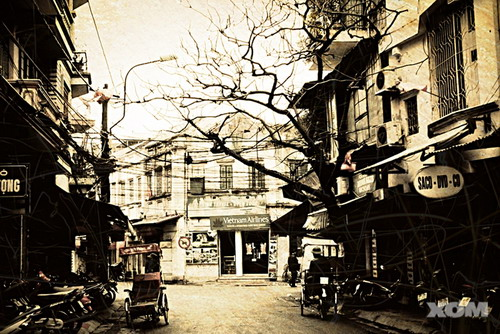 Life in Hanoi's Old Quarter