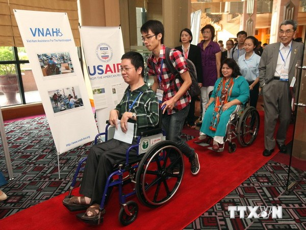 Asia Pacific Forum for People with Disabilities opens in Hanoi