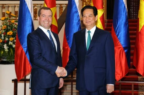 Vietnam, Russia strengthen comprehensive strategic partnership News