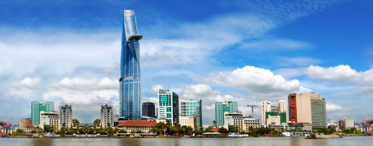 Bitexco tower- Symbol of prosperity Discovery Vietnam