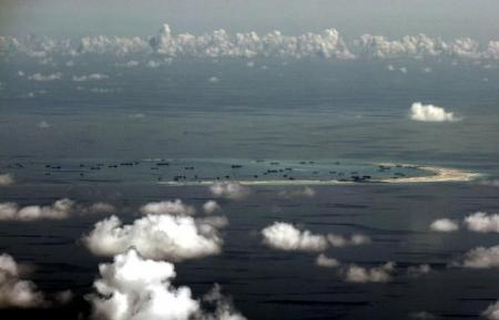 China's land reclamation in East Sea grows: Pentagon report