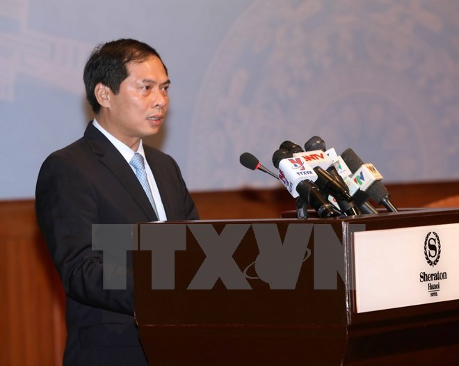 vietnam, spain hold political consultation hinh 0