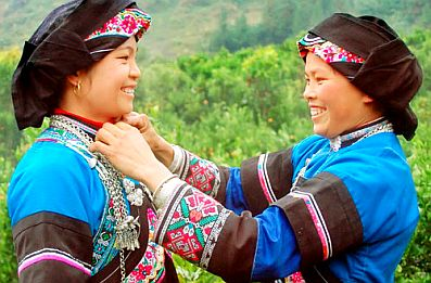 The Bo Y's preservation of their cultural uniqueness Colorful Vietnam-Vietnam's 54 ethnic groups