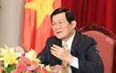 President Truong Tan Sang meets new Ambassadors