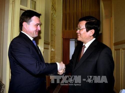 Vietnamese, Russian localities eye further cooperation News