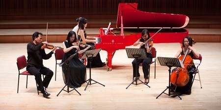 Song Hong Ensemble to perform at concert News