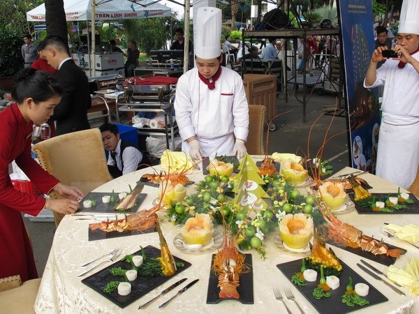 10th Taste of the World Culinary Festival to open in HCM City