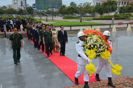 Various activities mark 71st anniversary of Vietnam People's Army