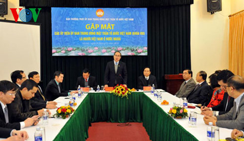 Overseas Vietnamese businesses promote Vietnamese products