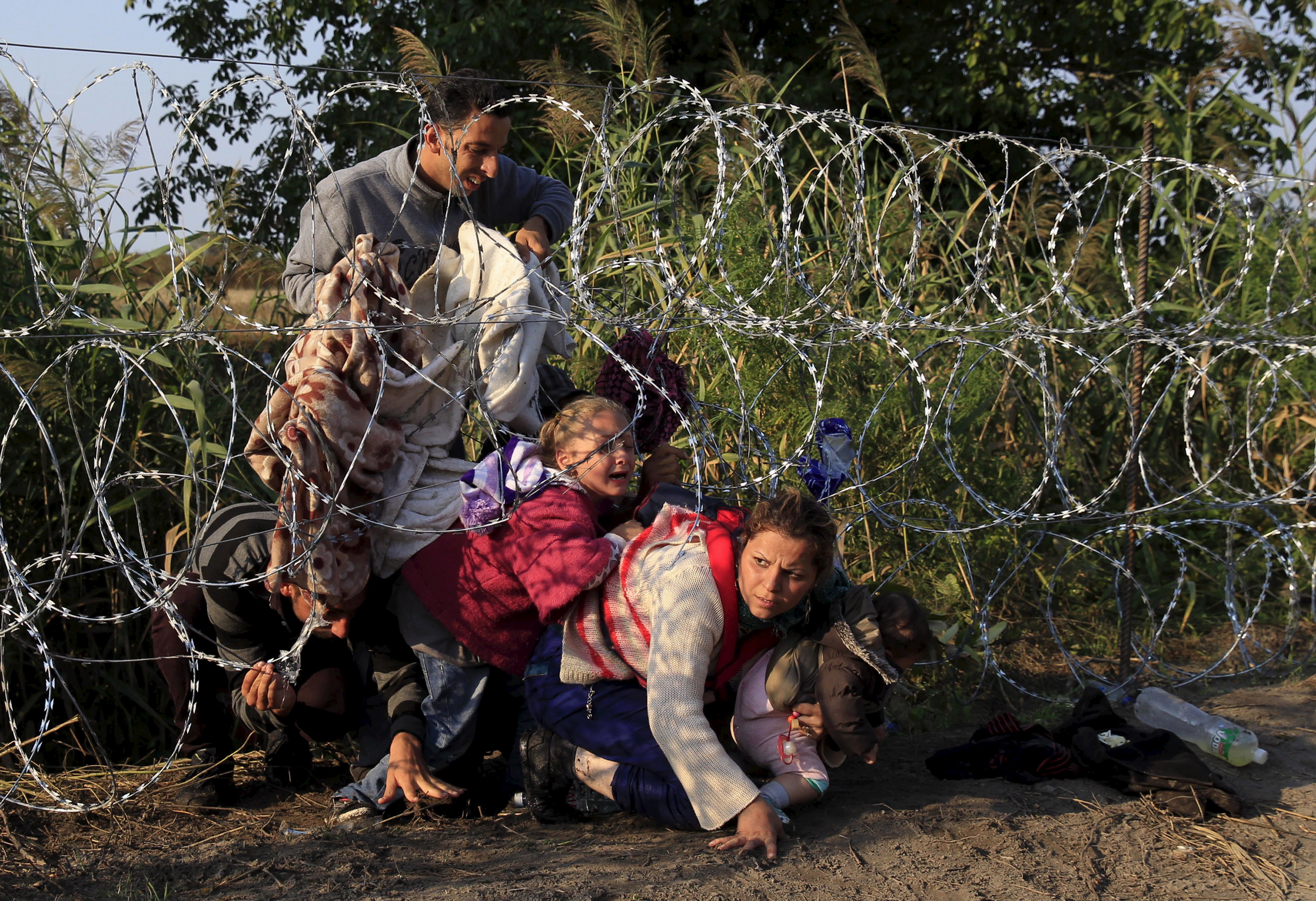 Seeking solutions to the migrant crisis Current Affairs