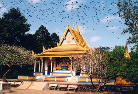 doi pagoda of the khmer hinh 0