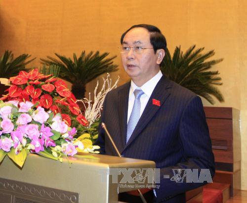 Nguyen Xuan Phuc nominated Prime Minister