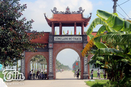 Hai Duong province boasts historical and cultural tradition Discovery Vietnam