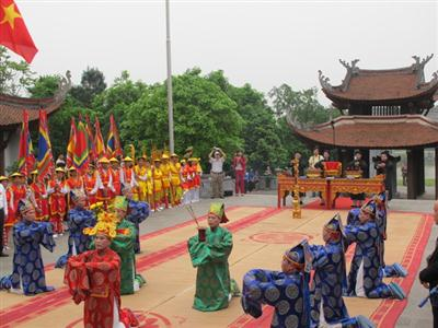 2016 Hung Kings Temple festival makes changes Current Affairs