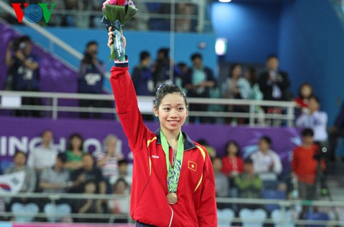 14 Vietnamese athletes win tickets to 2016 Rio Olympic Games