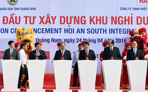Vietnam government pledges stable investment climate
