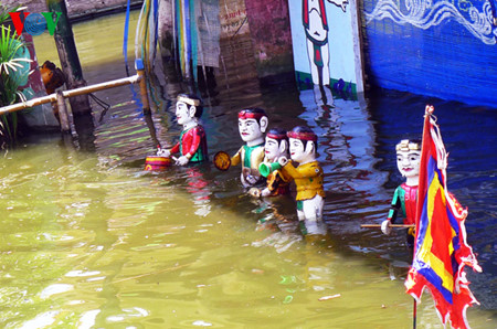 Hong Phong Water Puppetry Troupe