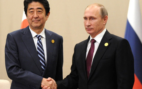 Japan-Russia relations following Prime Minister Shinzo Abe's visit Current Affairs
