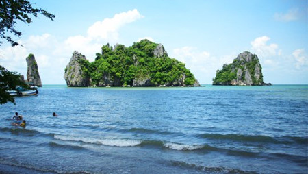 Exploring Ha Tien township in Kien Giang province Discovery Vietnam