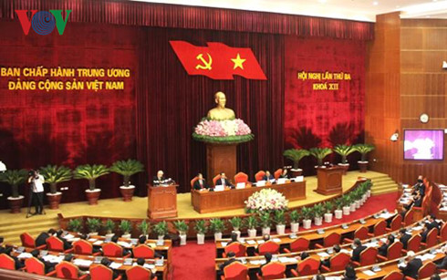 Party Central Committee plenum recommends leaders for state agencies