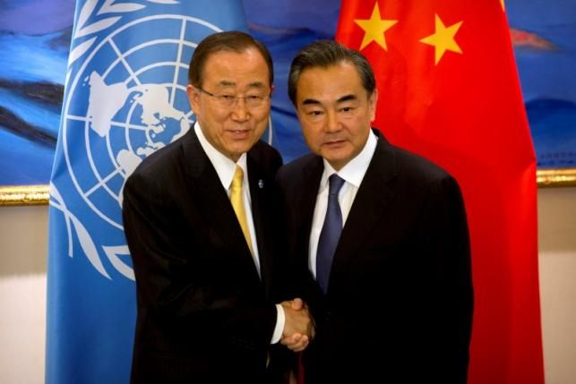 UN, US call for peaceful measures for East Sea issues