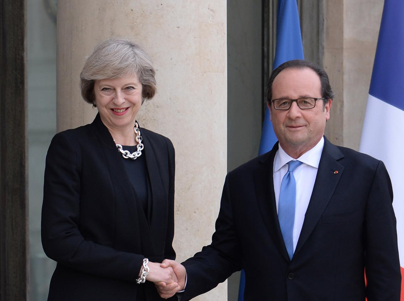 France set conditions for Britain to access EU common market