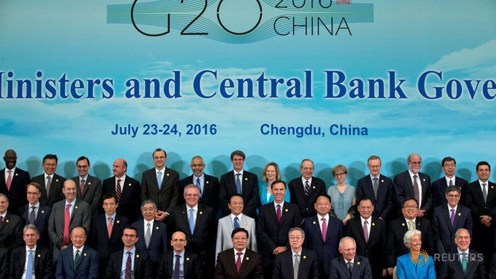 G20 countries determined to boost growth
