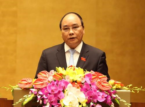 Nguyen Xuan Phuc nominated for Vietnamese Prime Minister for 2016-2021 tenure