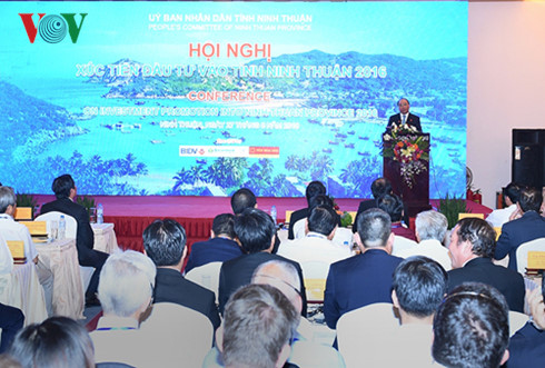 Prime Minister Nguyen Xuan Phuc gives the green light to Ninh Thuan's investment incentives