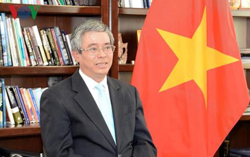 Vietnamese ambassadors promote Vietnam's image to the world Saturday Report