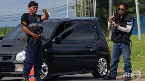 Malaysia captures 4 terrorist suspects
