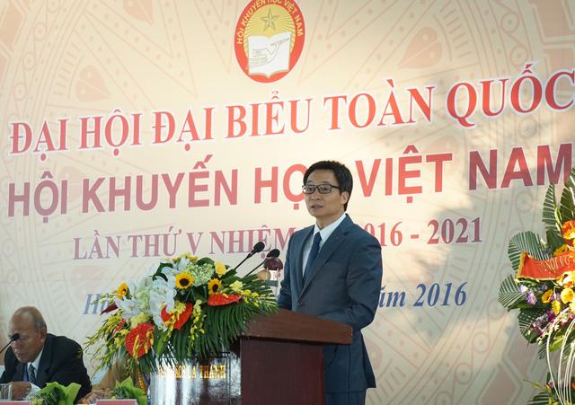 Deputy PM Vu Duc Dam calls for strengthening learning community