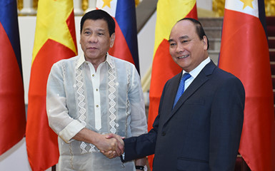 Vietnam. Philippines urged to tap their potential for trade and investment ties