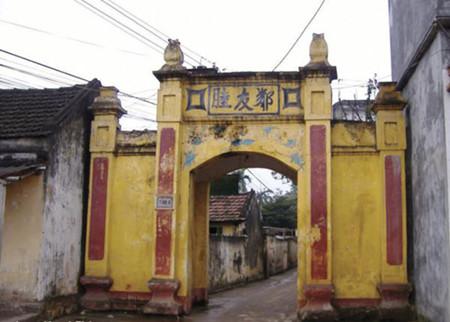 Hanh Thien village- a unique architectural complex in Nam Dinh Discovery Vietnam