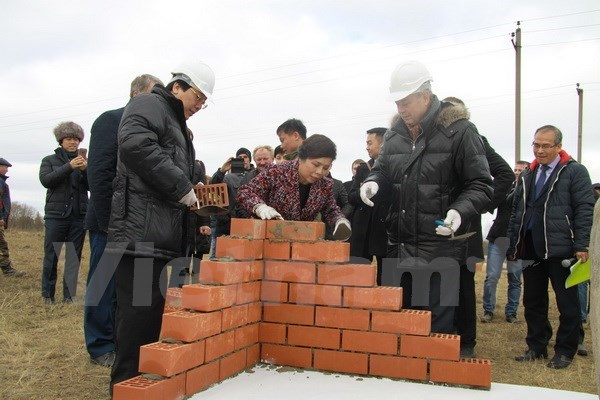 Work starts on TH True Milk complex in Russia News